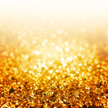Festive background with shining glitter effect Stock Photo