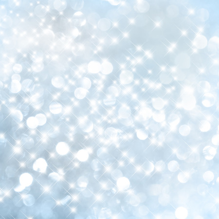 Festive background with shining glitter effect Фото со стока