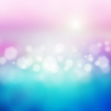 reisen: Summer tropical background in pastel tones