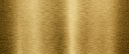 gold metal: Metal texture background in gold Stock Photo