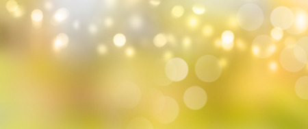 eastertime: Abstract Background with golden light and bokeh for Spring and Easter
