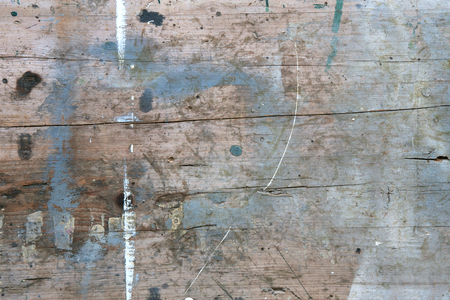 Rustic used old wooden board in shabby chic