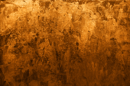 Abstract golden metal texture background for christmas