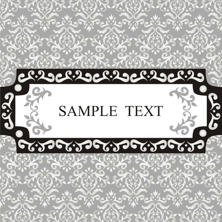 Seamless fabric pattern, floral seamless background, seamless wallpaper Illustration