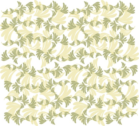 Excellent seamless floral background, floral seamless pattern Illustration
