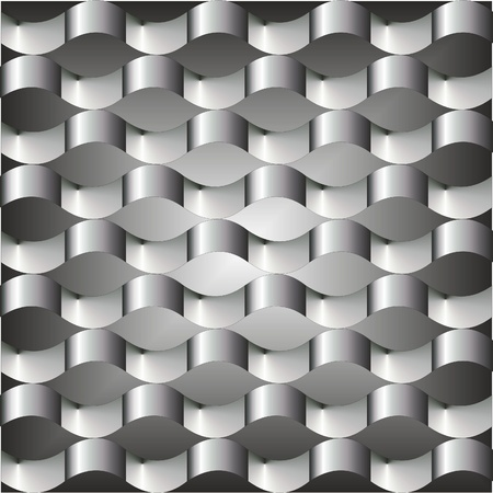 Metal wire mesh,black and gray background,