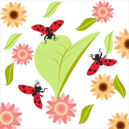 Flora Fauna Stock Vector - 13707778