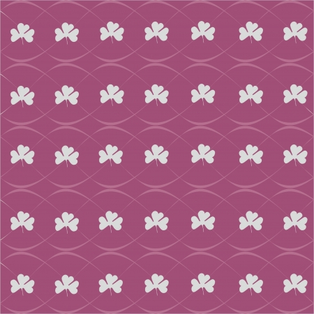 seamless patterns and greeting cards Vector