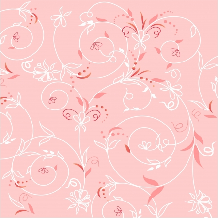 seamless patterns and greeting cards Illustration