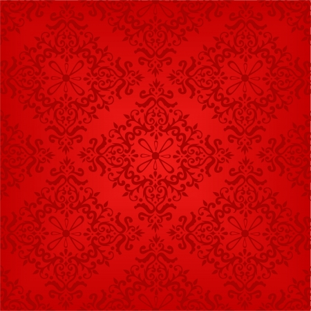 Valentines Day background,seamless fabric pattern Stock Vector - 17014893