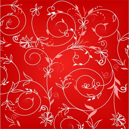 Valentines Day background,seamless fabric pattern Stock Vector - 17014896