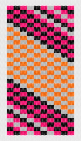 blankets: patched hand-knitted blanket, patchwork and quilting patterns, knitted colorful handmade blankets from wool, geometric patchwork seamless pattern