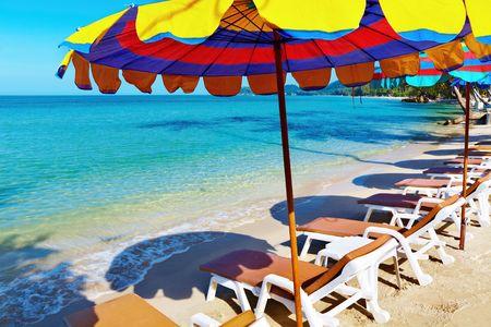 chang: Tropical beach, Chang Island, Thailand