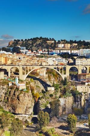 constantine: Constantine, the third largest city of Algeria