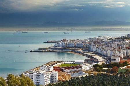 alger: Algeri, la capitale dell'Algeria, Nord Africa