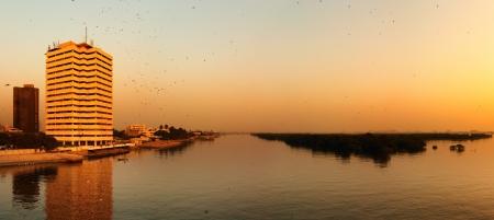 都市のカラチ、パキスタン