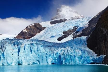 Spegazzini Glacier, Argentino Lake, Patagonia, Argentina photo