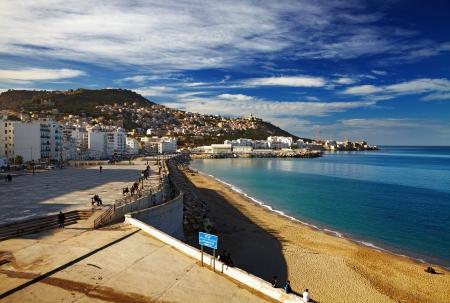 アルジェ、アルジェリア、北アフリカの資本市