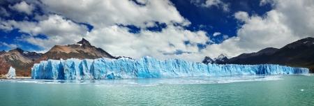 Perito Moreno Glacier, Argentino Lake, Patagonia, Argentina photo