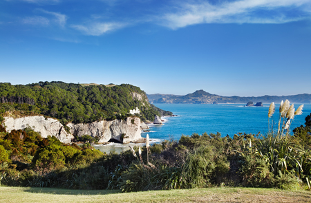 Stingray Bay near Cathedral Cove, Coromandel Peninsula, New Zealand