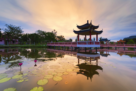 One of the famous place in Malaysia Perlis name is Tasik Melati 30 minute from Kangar Perlis