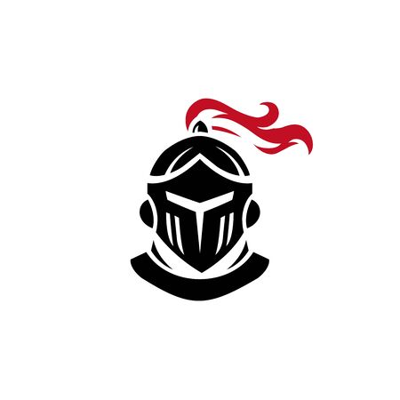 Spartan logo sparta logo spartan helmet logo vector Çizim
