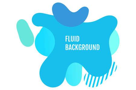 Nice blue liquid background. suitable for web, cover, banner, presentation, etc.