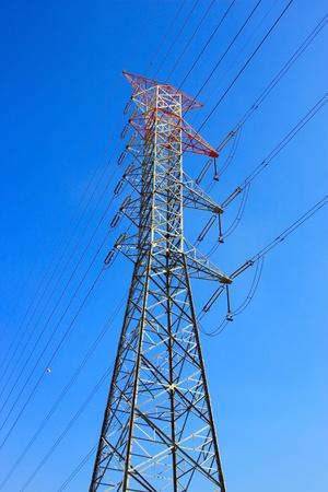 Power Lines Stock Photo - 10783828