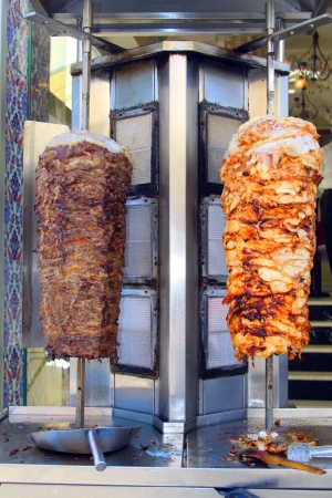Doner kebab photo
