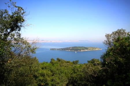 marmara: Prince Islands in Istanbul, Marmara Sea,Turkey