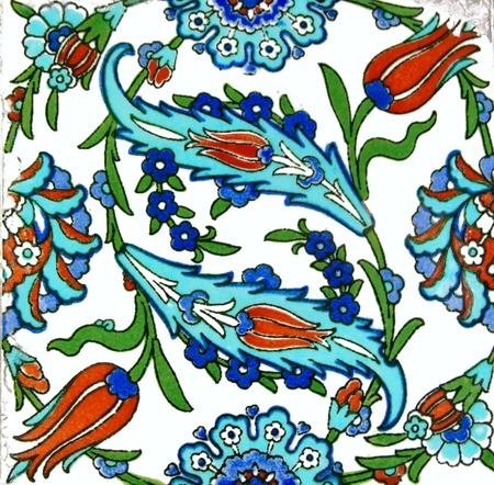 topkapi: Old Turkish Tile