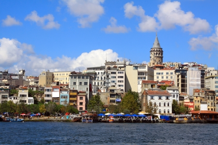 Galata Tower Stock Photo - 15068529