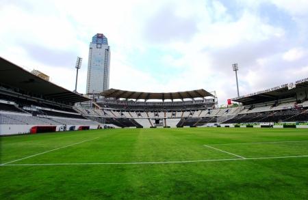 tribune: Besiktas Inonu Stadium Editorial