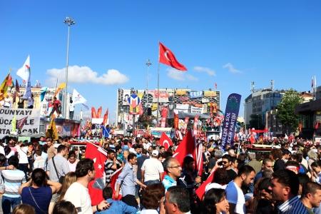 Taksim Gezi Park Protests