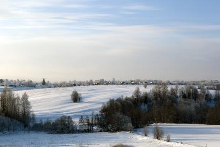 boyar: Northern village  Village Boyar, Verhovazhskogo District, Vologda Region, Russia