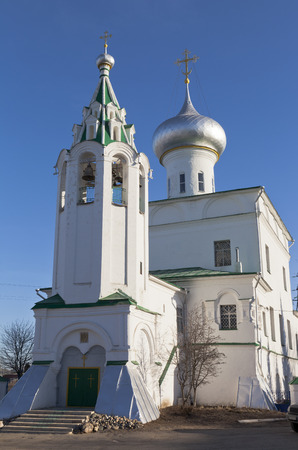 andrew: Church of St  Andrew the Apostle  Vologda, Russia Stock Photo