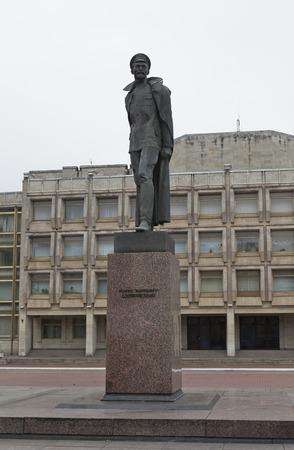 felix: Monument to Felix Dzerzhinsky. St. Petersburg