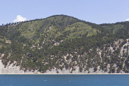 kuban: Mount Saint Nina near the resort settlement Dzhanhot in Gelendzhik district Krasnodar region, Russia