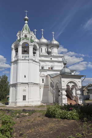 konstantin: Church for the sake of Saint tsars equal to the apostles Konstantin and Elena in Vologda, Russia