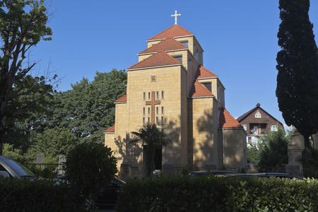 Cathedral of Saint Sarkis in Adler, Sochi, Krasnodar region, Russia