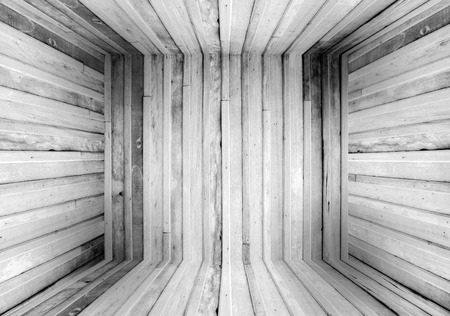 resemble: Old Wood Box Background resemble room Stock Photo