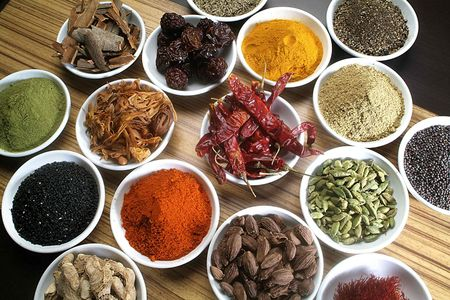 Varities of Spices