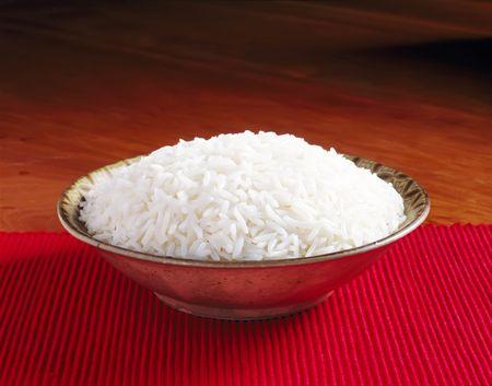 Bowl of Basmati Rice Series