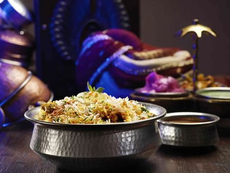 Vegitable Biryani Rice