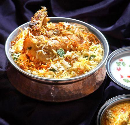 Dish of Rice Stock Photo