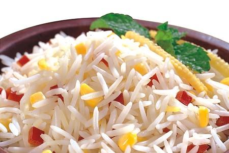 Bowl of Basmati Rice Series 4