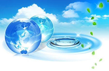 protect environment protect yourself 17 Stock Photo - 5012017