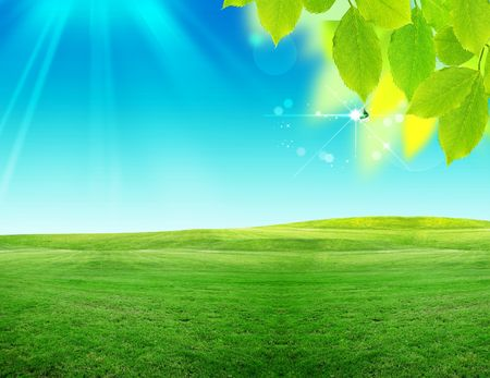protect environment protect yourself 1 Stock Photo - 5012064