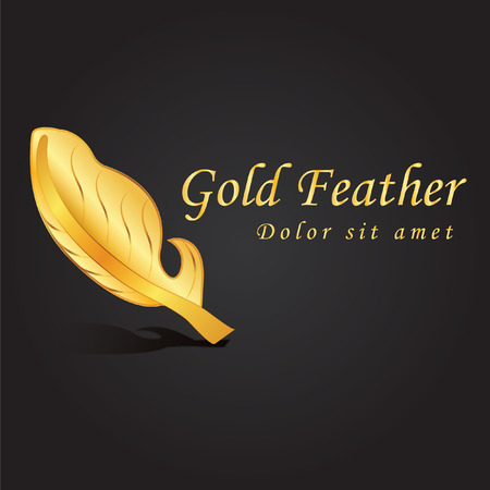 gold: Gold Feather