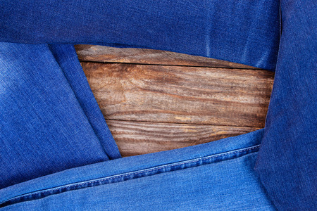 threadbare: Background jeans material